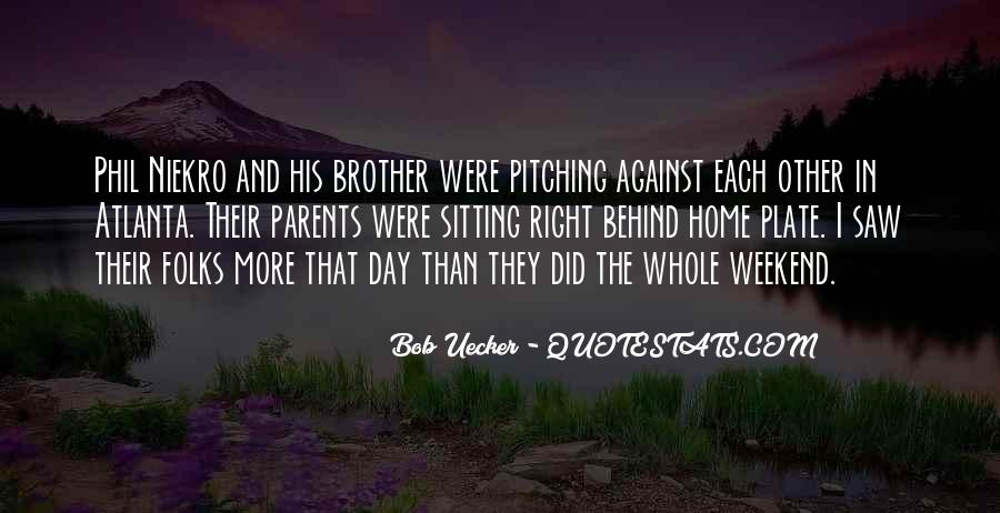 Bob Uecker Quotes #956847