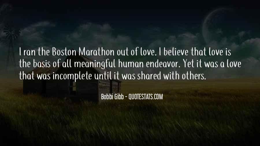 Bobbi Gibb Quotes #1762447