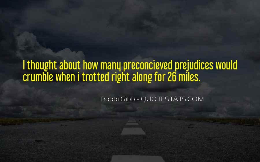 Bobbi Gibb Quotes #84982