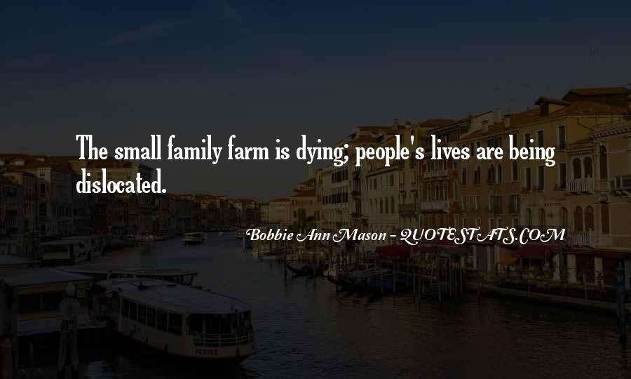 Bobbie Ann Mason Quotes #1182242