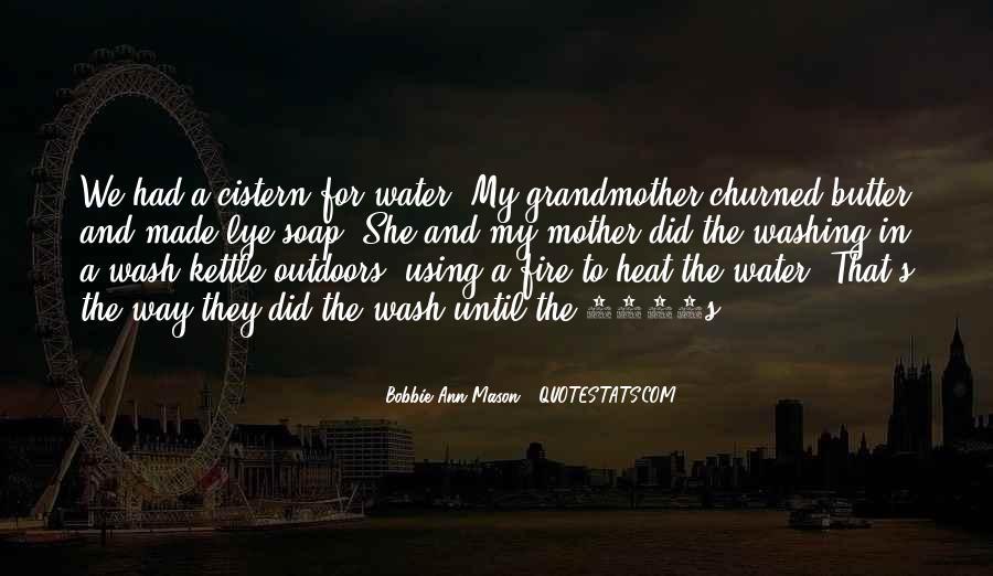 Bobbie Ann Mason Quotes #122562