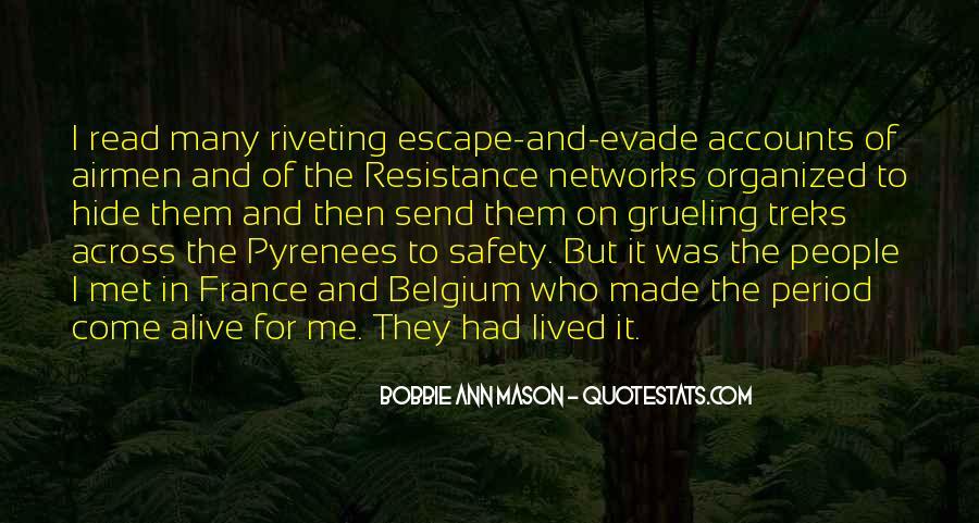 Bobbie Ann Mason Quotes #1260243