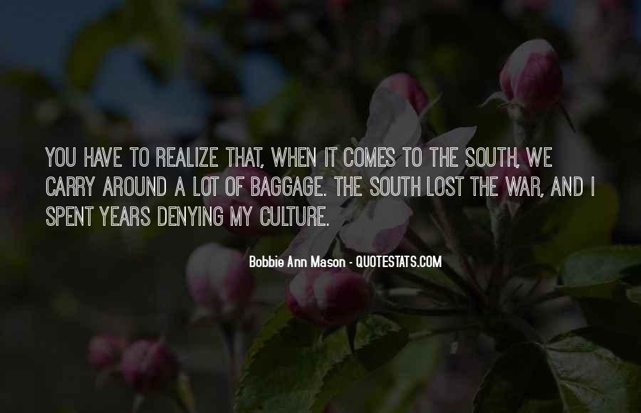 Bobbie Ann Mason Quotes #1496046