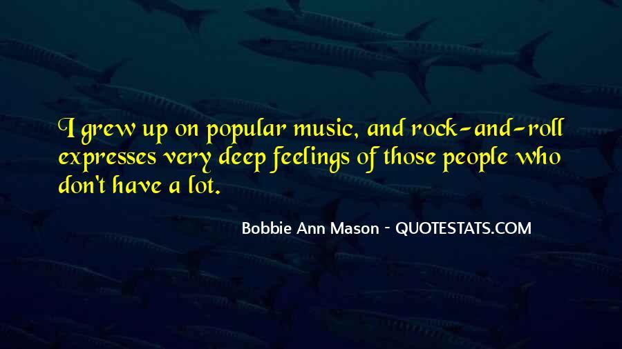 Bobbie Ann Mason Quotes #1752489