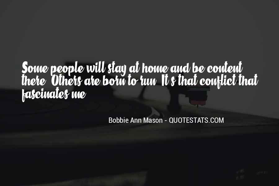 Bobbie Ann Mason Quotes #226516