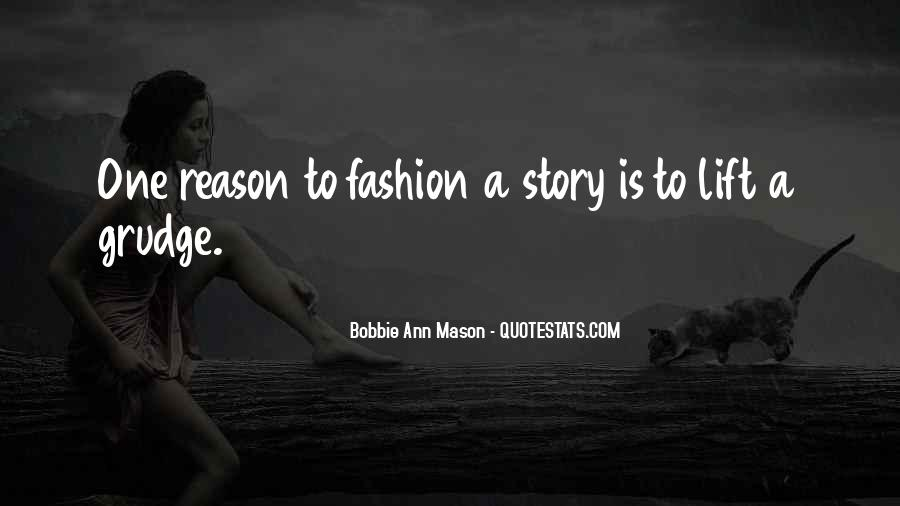 Bobbie Ann Mason Quotes #500194