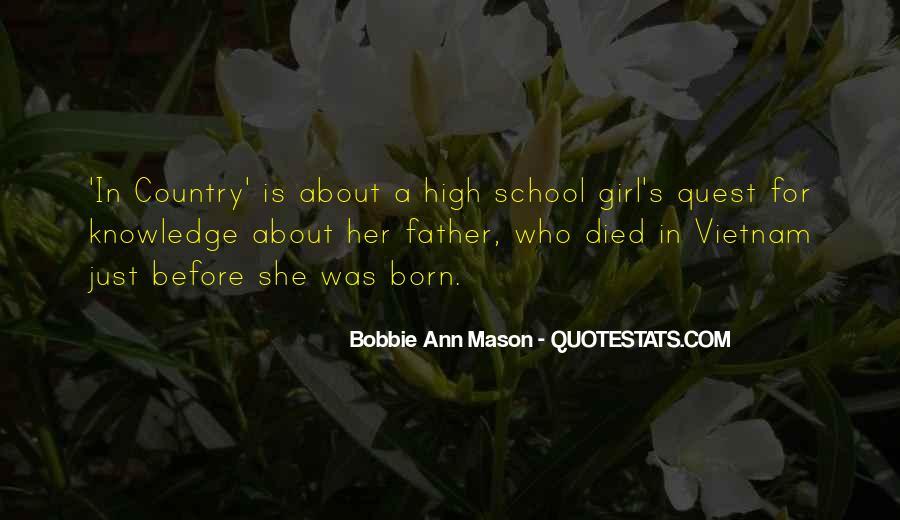 Bobbie Ann Mason Quotes #959271
