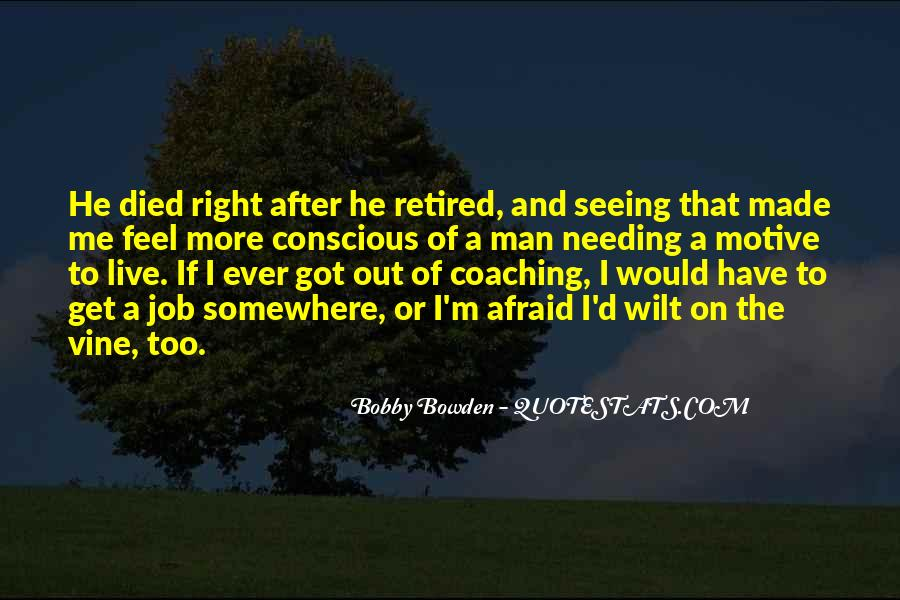Bobby Bowden Quotes #1063825