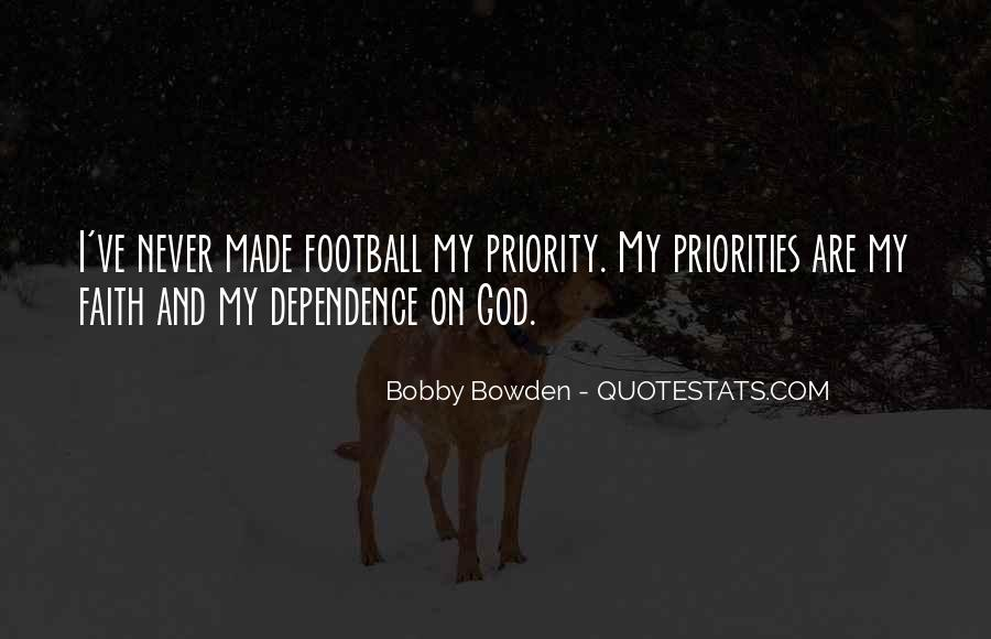 Bobby Bowden Quotes #1483934
