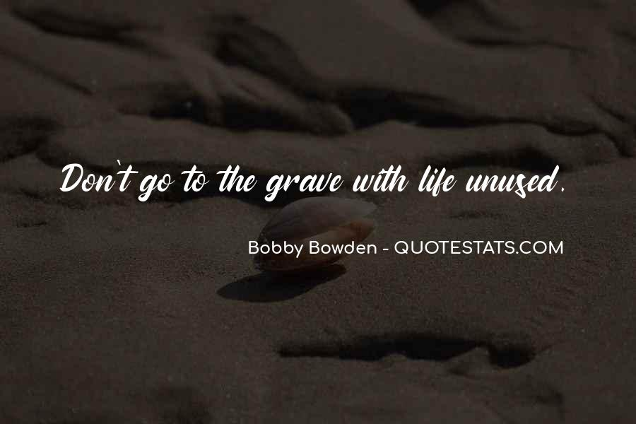 Bobby Bowden Quotes #737702