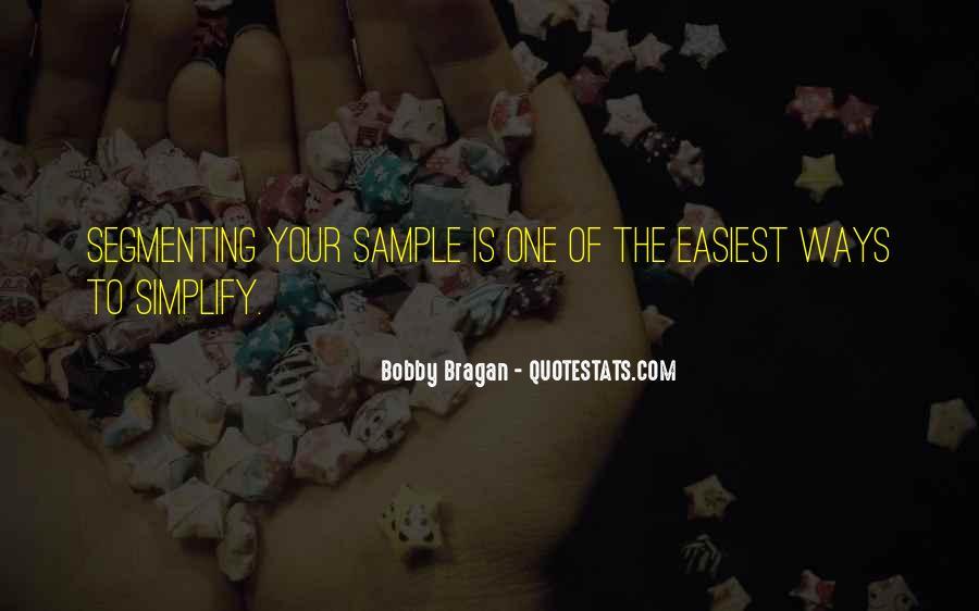 Bobby Bragan Quotes #463770