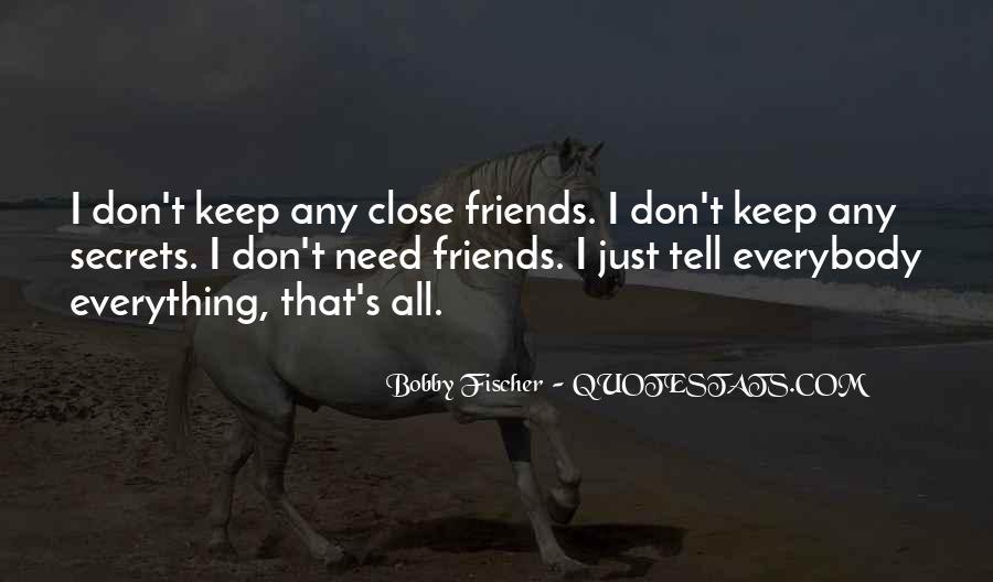 Bobby Fischer Quotes #1742181