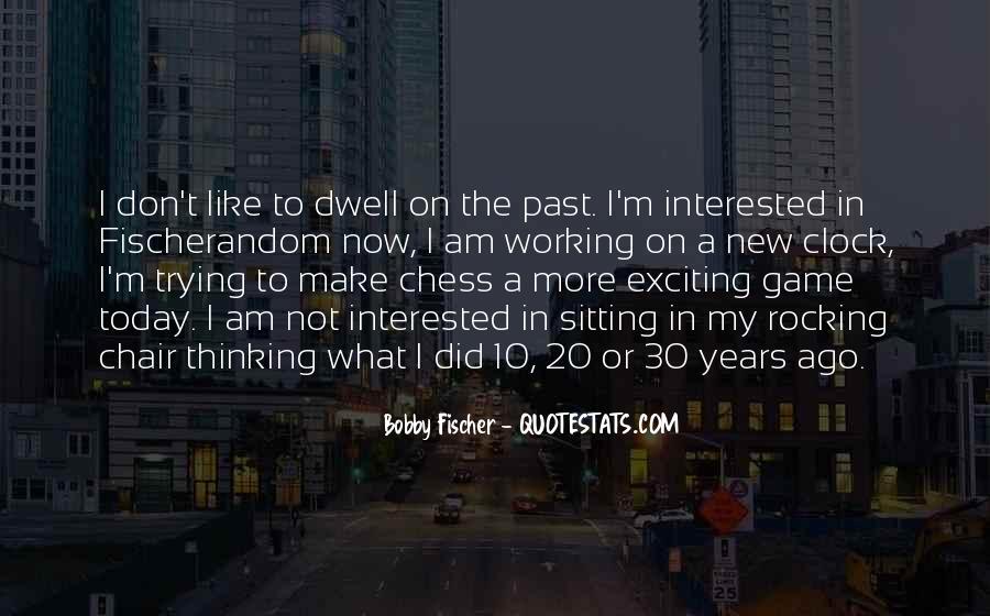 Bobby Fischer Quotes #234575