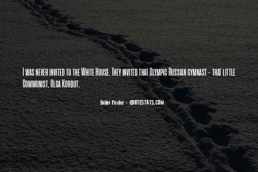 Bobby Fischer Quotes #306581