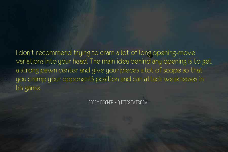 Bobby Fischer Quotes #831790