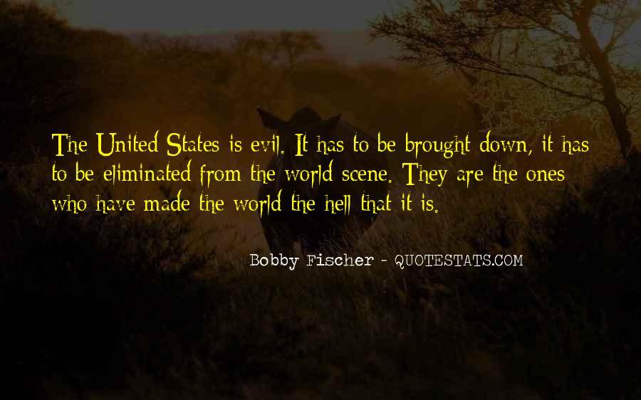 Bobby Fischer Quotes #946988
