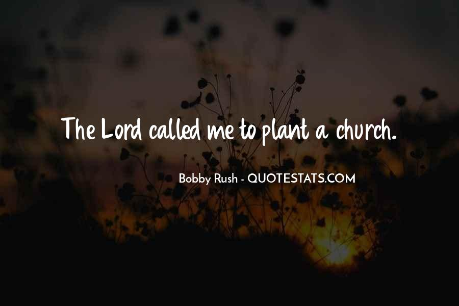 Bobby Rush Quotes #40412