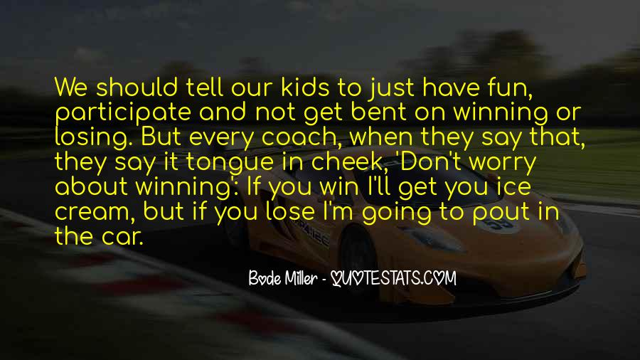 Bode Miller Quotes #1789445