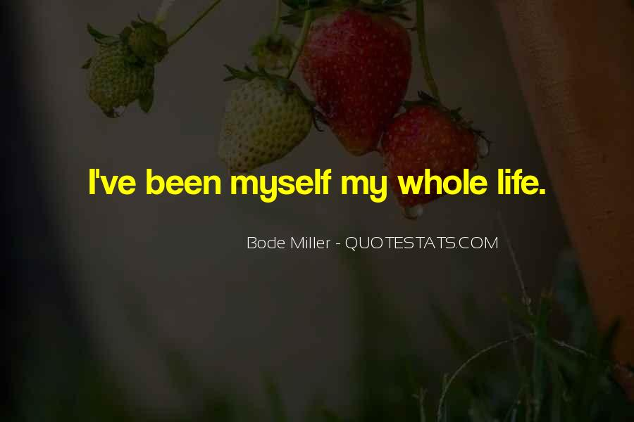 Bode Miller Quotes #1838989