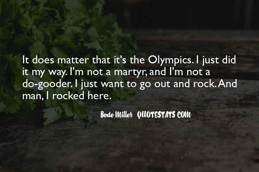 Bode Miller Quotes #42706