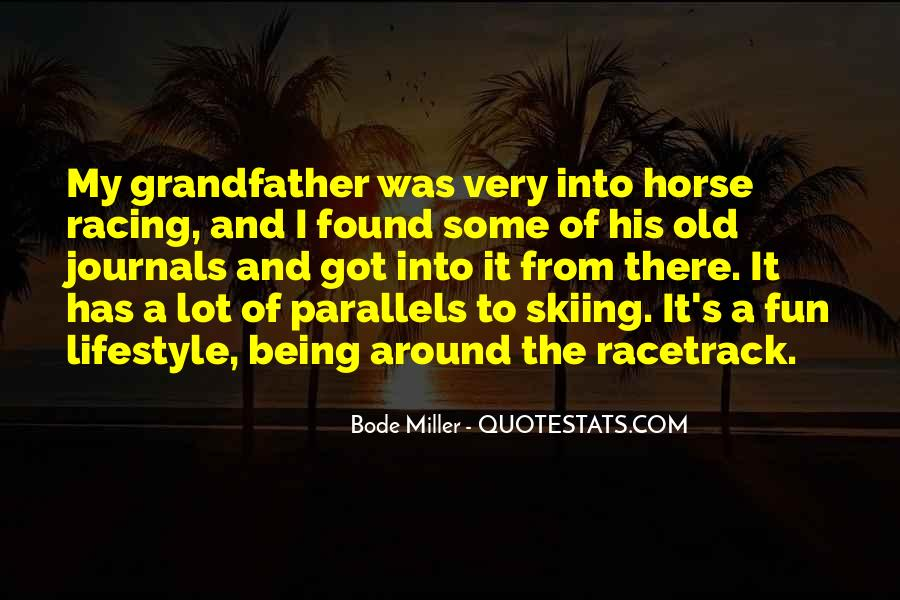 Bode Miller Quotes #570055