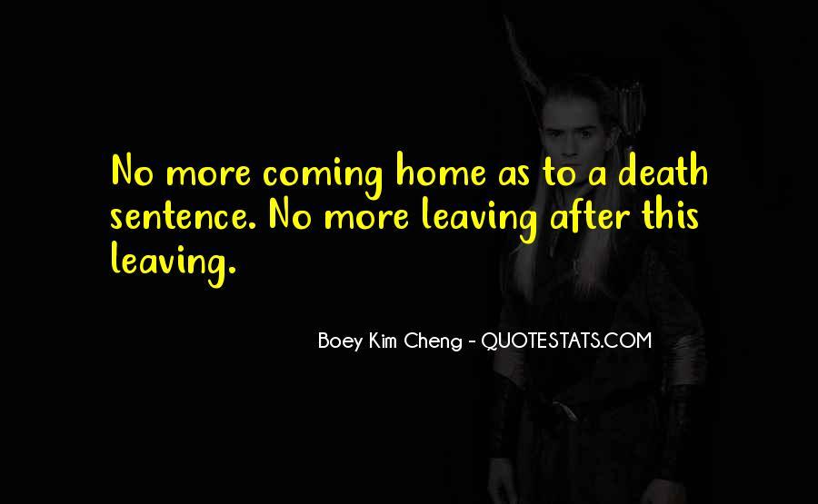 Boey Kim Cheng Quotes #202349