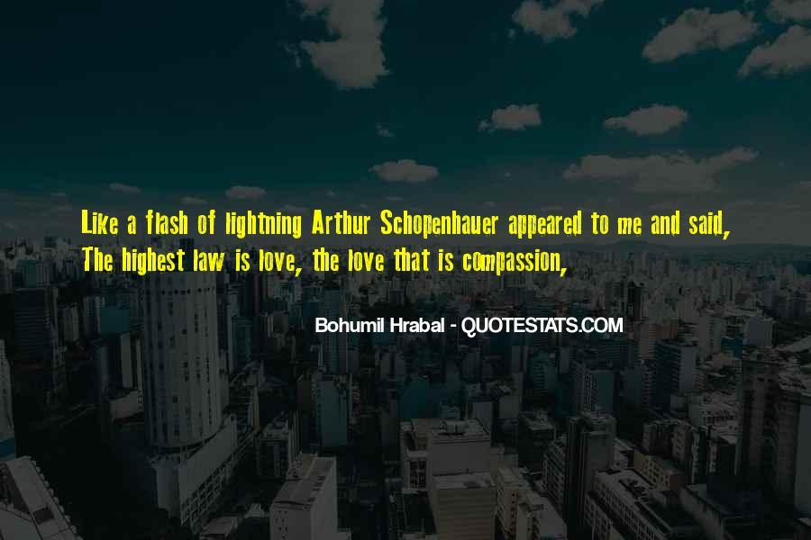 Bohumil Hrabal Quotes #1415996