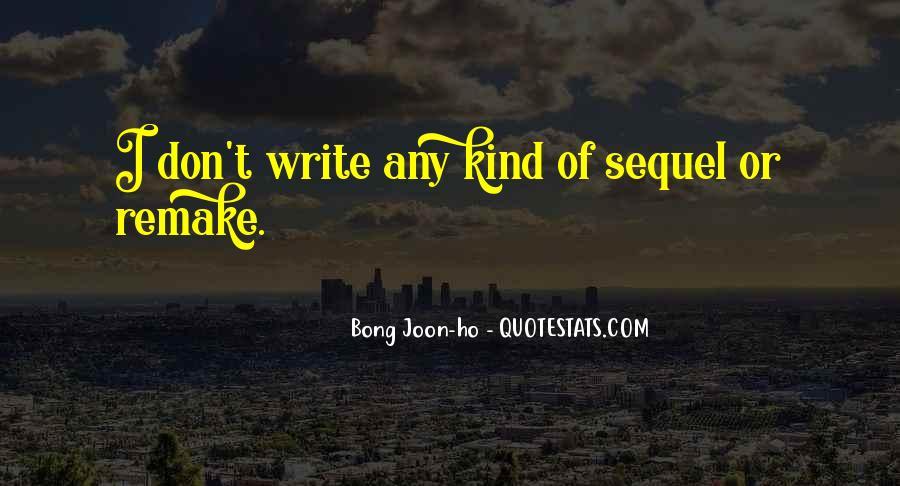 Bong Joon-ho Quotes #1327118