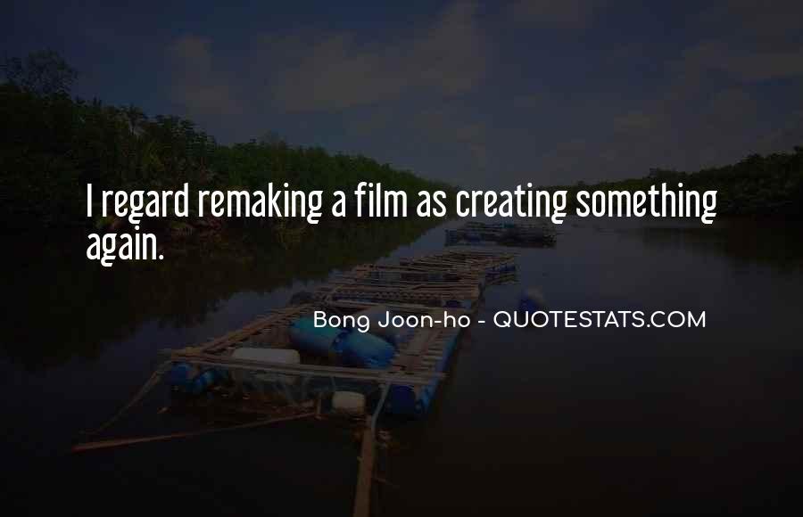 Bong Joon-ho Quotes #1472939