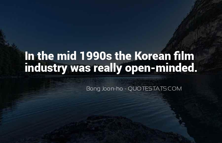 Bong Joon-ho Quotes #1639325