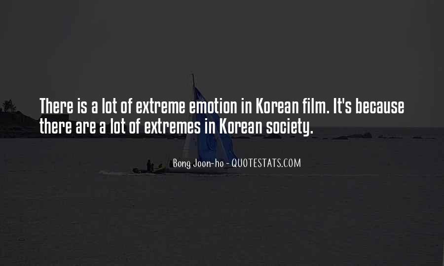 Bong Joon-ho Quotes #1712697
