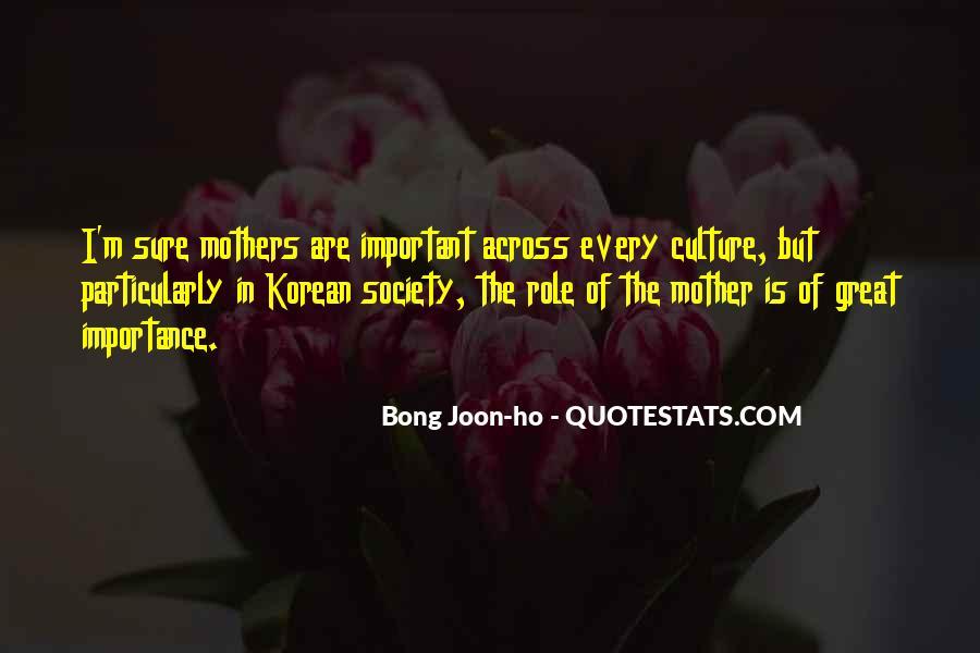 Bong Joon-ho Quotes #288046