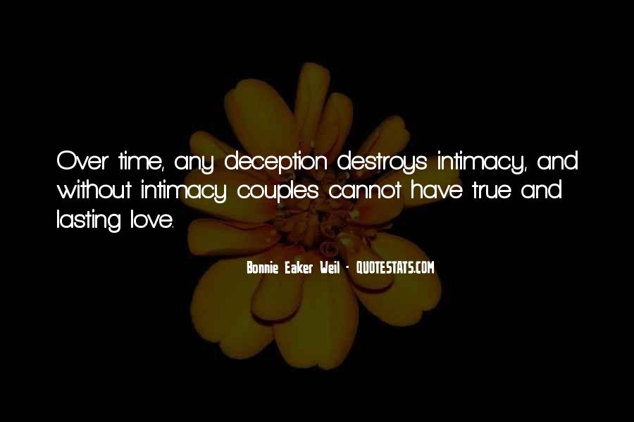 Bonnie Eaker Weil Quotes #985647