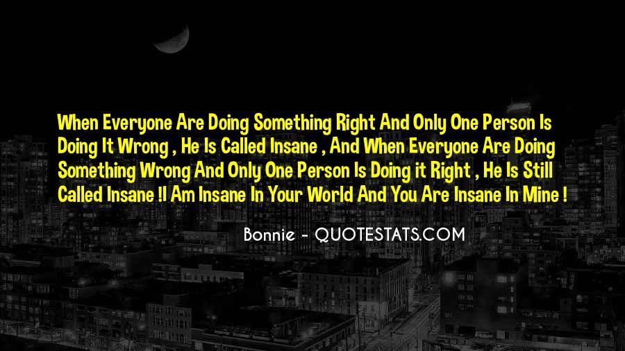 Bonnie Quotes #187843