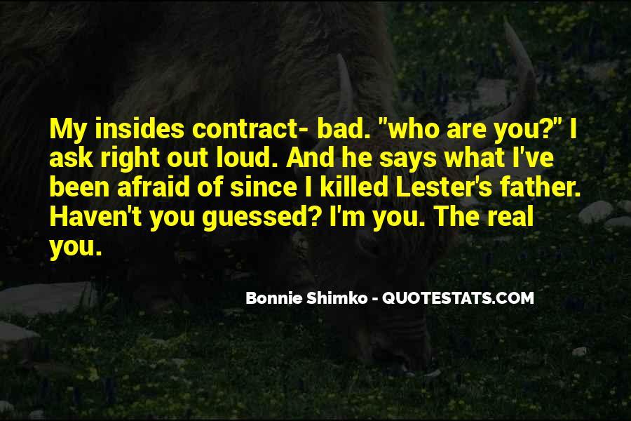 Bonnie Shimko Quotes #1214869