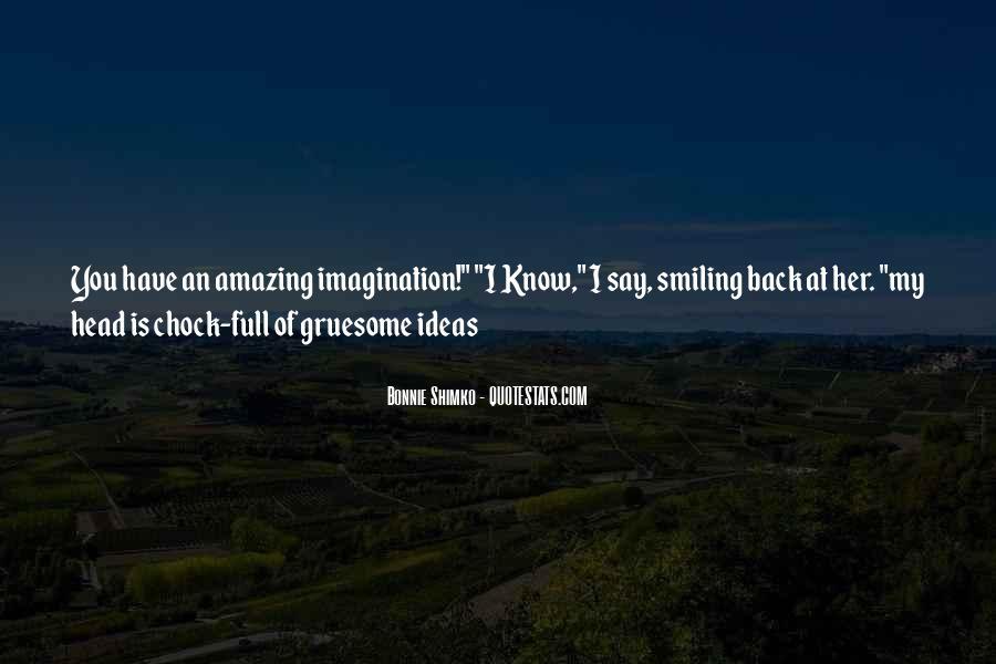 Bonnie Shimko Quotes #937966