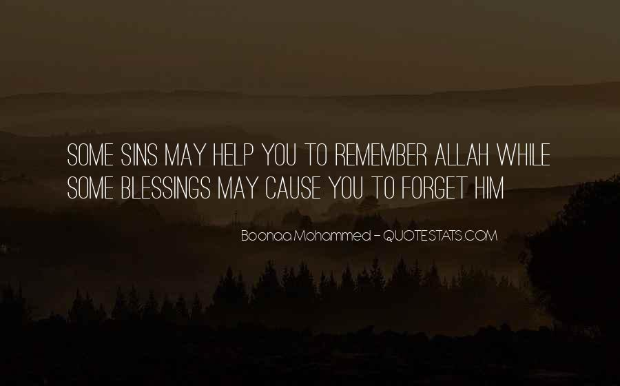 Boonaa Mohammed Quotes #1270605
