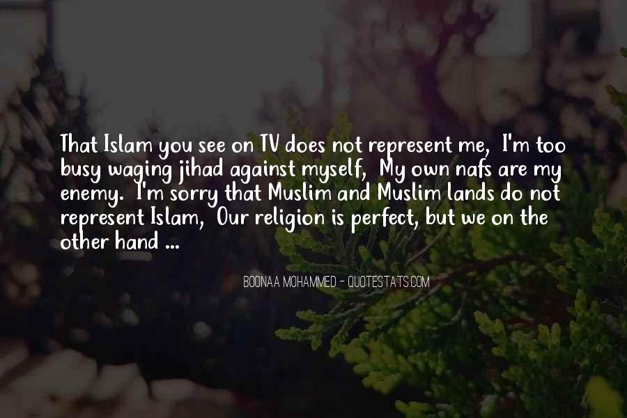 Boonaa Mohammed Quotes #1348287