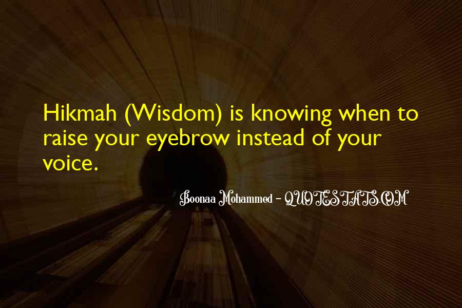 Boonaa Mohammed Quotes #1548606