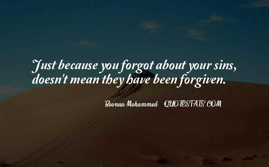 Boonaa Mohammed Quotes #1561983