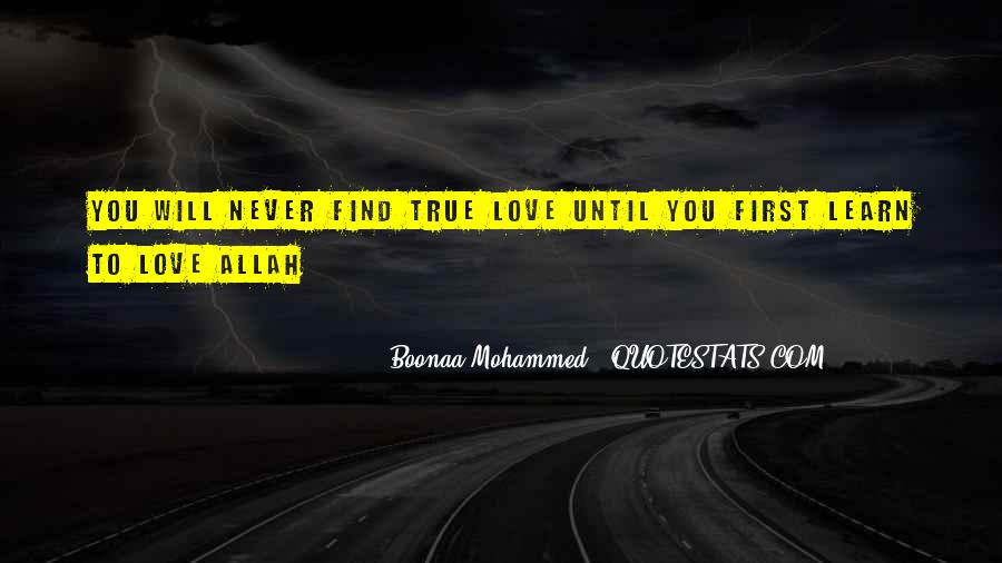 Boonaa Mohammed Quotes #1684598