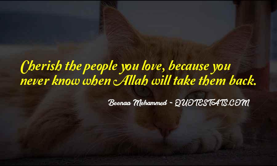 Boonaa Mohammed Quotes #169624