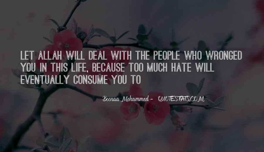 Boonaa Mohammed Quotes #170271