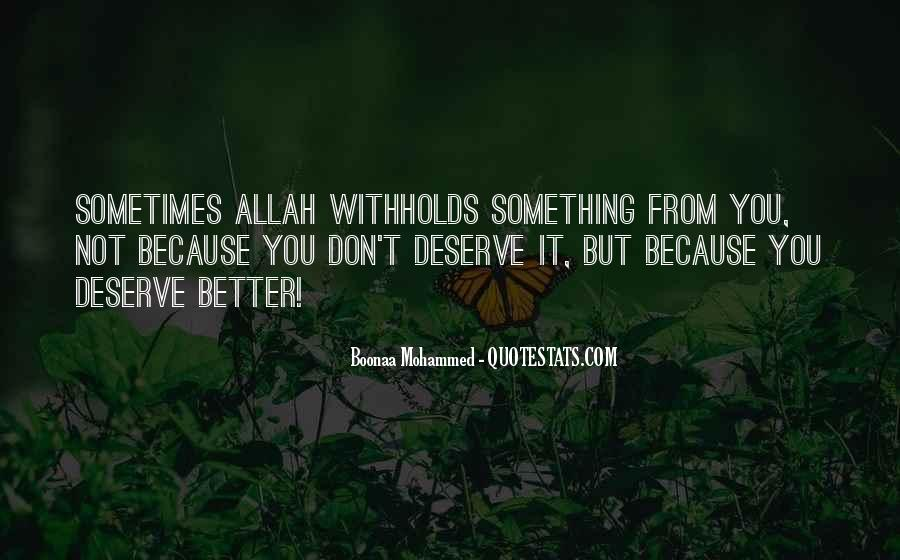 Boonaa Mohammed Quotes #171991