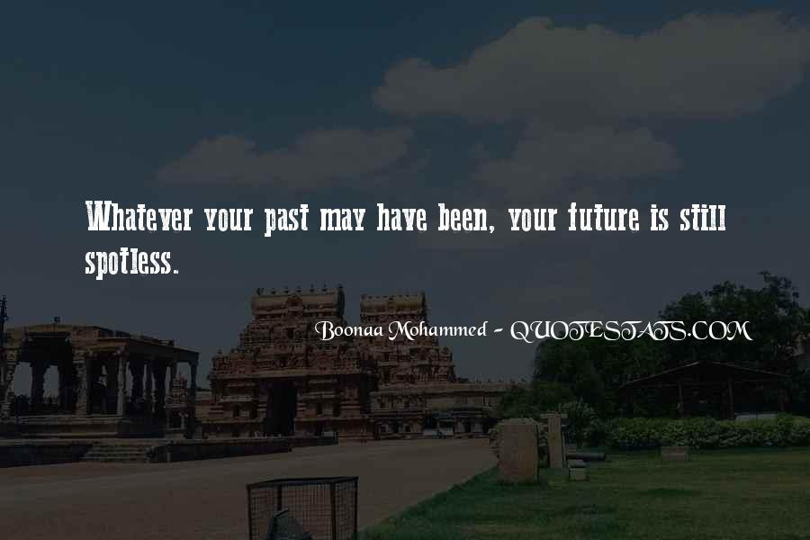 Boonaa Mohammed Quotes #1805941