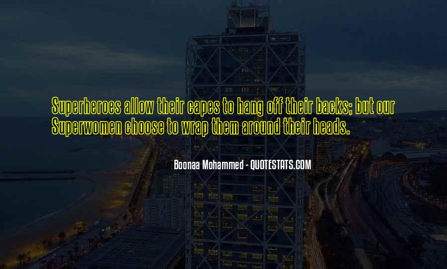 Boonaa Mohammed Quotes #235042