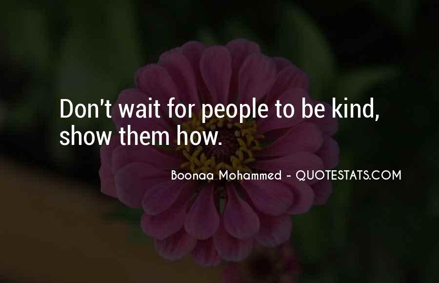 Boonaa Mohammed Quotes #809485