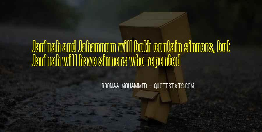 Boonaa Mohammed Quotes #901982
