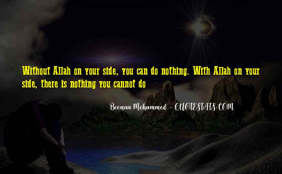 Boonaa Mohammed Quotes #974928