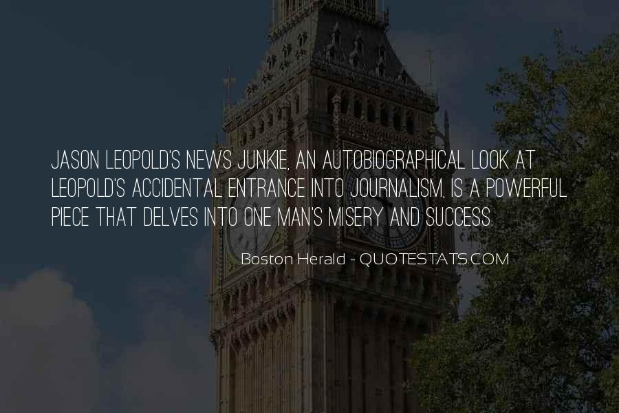 Boston Herald Quotes #1637365